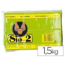 Arcilla Sio-2 Argila color rojo 1,5 kg