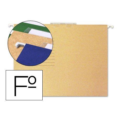 Carpeta colgante marca Gio folio visor