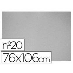 Carton gris marca Liderpapel Nº 20
