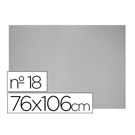 Carton gris marca Liderpapel Nº 18