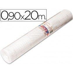 Aironfix Rollo Adhesivo 90cm x 20mt Transparente 90 MC