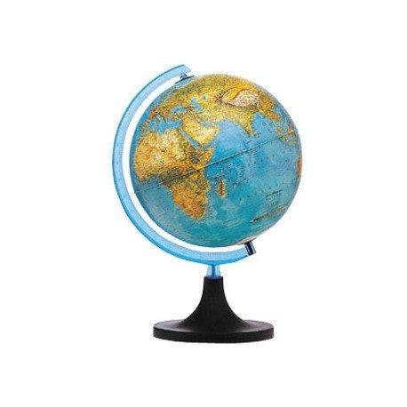 Globo terraqueo geo-politico diámetro de 26 cm