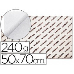 Papel acuarela Guarro 50x70 cm gramaje 240 g/m2