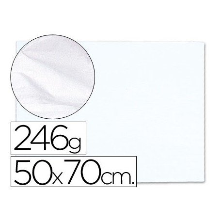 Papel secante blanco Canson medida 50x70 cm