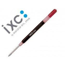 Recambio bolígrafo Inoxcrom rojo medio