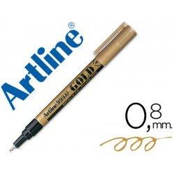 Rotulador metalico Artline 999