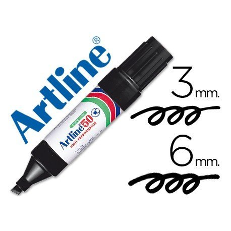 Rotulador permanente Artline 50