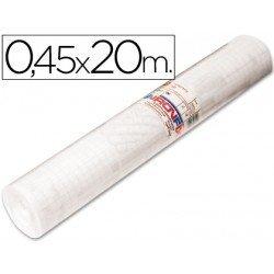 Aironfix Rollo Adhesivo 45cm x 20mt Transparente 90 MC