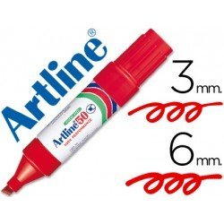 Rotulador permanente Artline 50