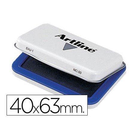 Tampon marca Artline Nº 00 azul