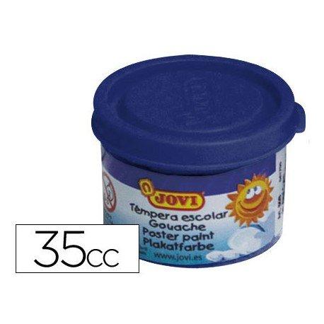 Tempera Jovi color azul ultramar 35cc