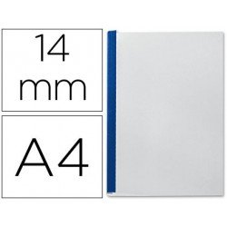 Tapa de Encuadernación Plástico Leitz DIN A4 Azul 106/140 hojas