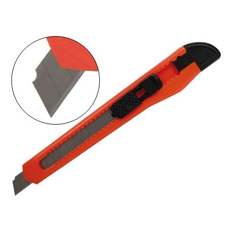 Cuter plastico Q-connect TH-90-1 Clip de Sujecion