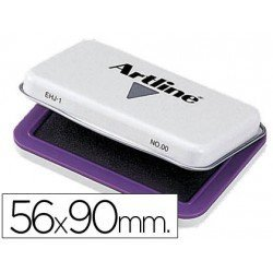 Tampon marca Artline Nº 0 violeta
