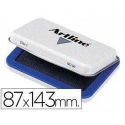 Tampon marca Artline Nº 2 azul