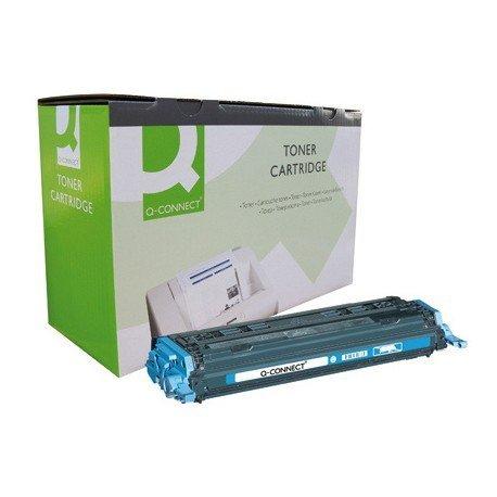 Toner compatible HP Q6001A cian