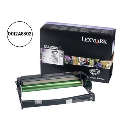 Fotoconductor marca Lexmark (0012A8302) E232