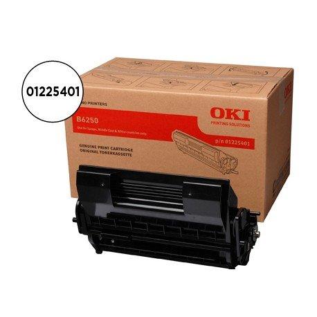 Unidad de imagen OKI toner+tambor -6000 pag- (01225401) B6250