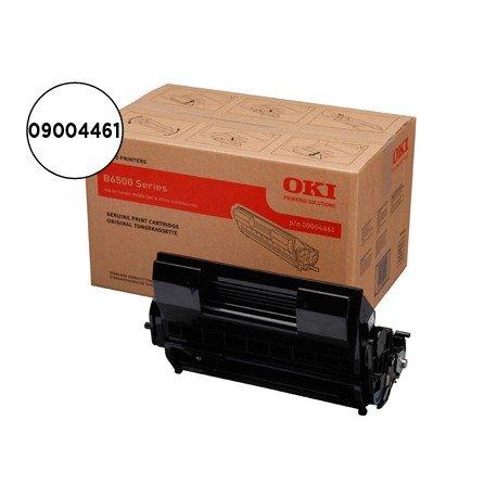 Unidad de imagen OKI toner+tambor -13000 pag- (09004461) B6500