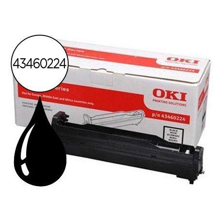 Tambor OKI negro -15000 pag- type c10 (43460224) C3520 C3530