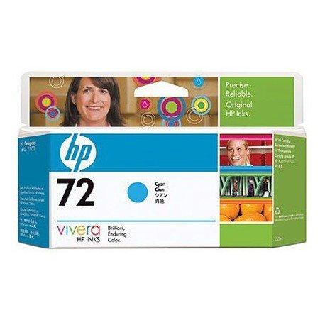 Cartucho HP 72 color cian C9371A