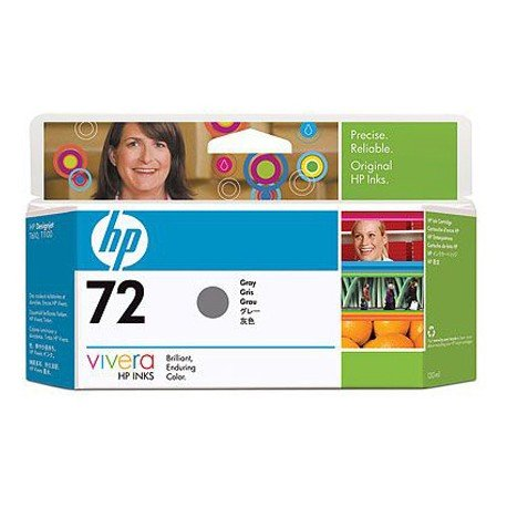 Cartucho HP 72 color gris C9374A