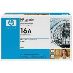 Toner HP 16A Q7516A color Negro