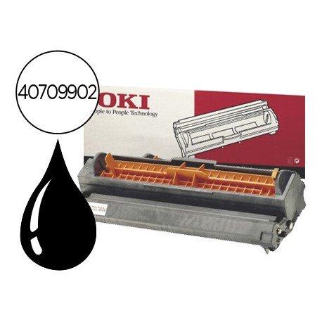 Tambor OKI laser negro -10.000 pag- (40709902) 6w 8w Okifax 4500 Okifax 4550