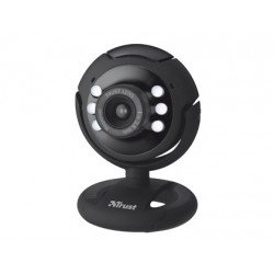 Camara web Trust spotlight pro res 1280x1024 usb 2.0 microfono integrado