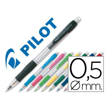Portaminas Pilot Super Grip
