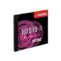 Dvd-R imation capacidad 15 GB