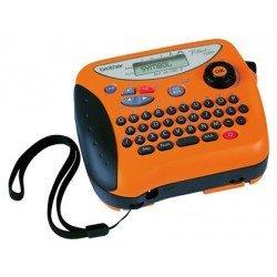 Rotuladora Brother pt-1260vp color naranja