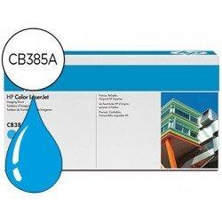 Tambor HP Laserjet 824A color cian CB385A