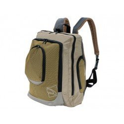 "Mochila tucano carico backpack para portatiles pc/mac 17"" beige"