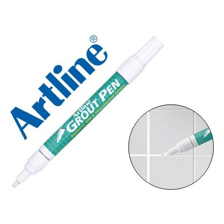 Rotulador grout pen Artline