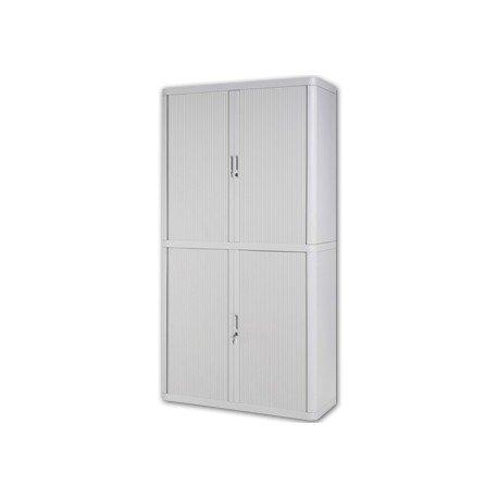 Armario Paperflow color Blanco 4 Puertas