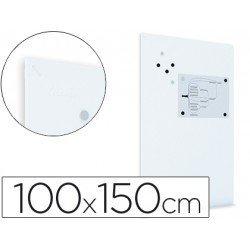 Pizarra Blanca Lacada Magnetica con Mural Ski WhiteBoard® 100x150 Rocada