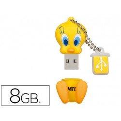 Memoria Emtec usb piolin 8 GB