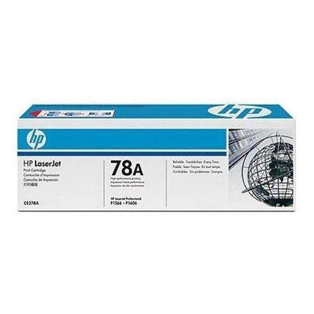 Toner HP 78A CE278AD color Negro