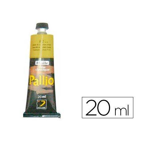 Pintura oleo Pallio color ocre amarillo 131