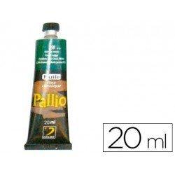 Pintura oleo Pallio color verde vejiga 358