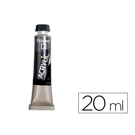 Pintura acrilica Prismo color negro carbon