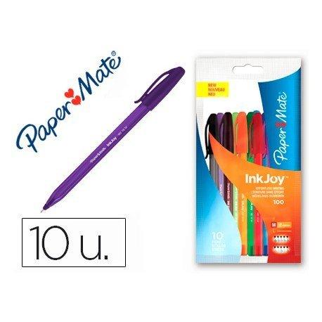 Bolígrafo Paper Mate inkjoy 100