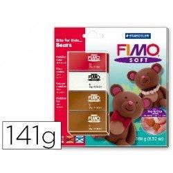 Set pasta para modelar Staedtler Fimo