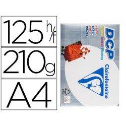 Papel multifuncion laser color DCP Din A4 210 g/m2