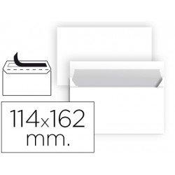 Sobre marca Liderpapel DIN C6 Blanco Caja 25