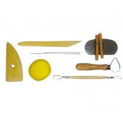 Instrumentos para modelar marca Artist pack de 8
