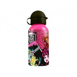 Cantimplora de aluminio marca Anadel monster high