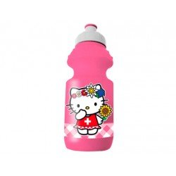 Cantimplora de pp marca Anadel hello kitty