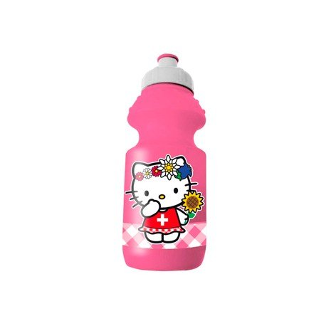 Cantimplora de pp marca Anadel hello kitty